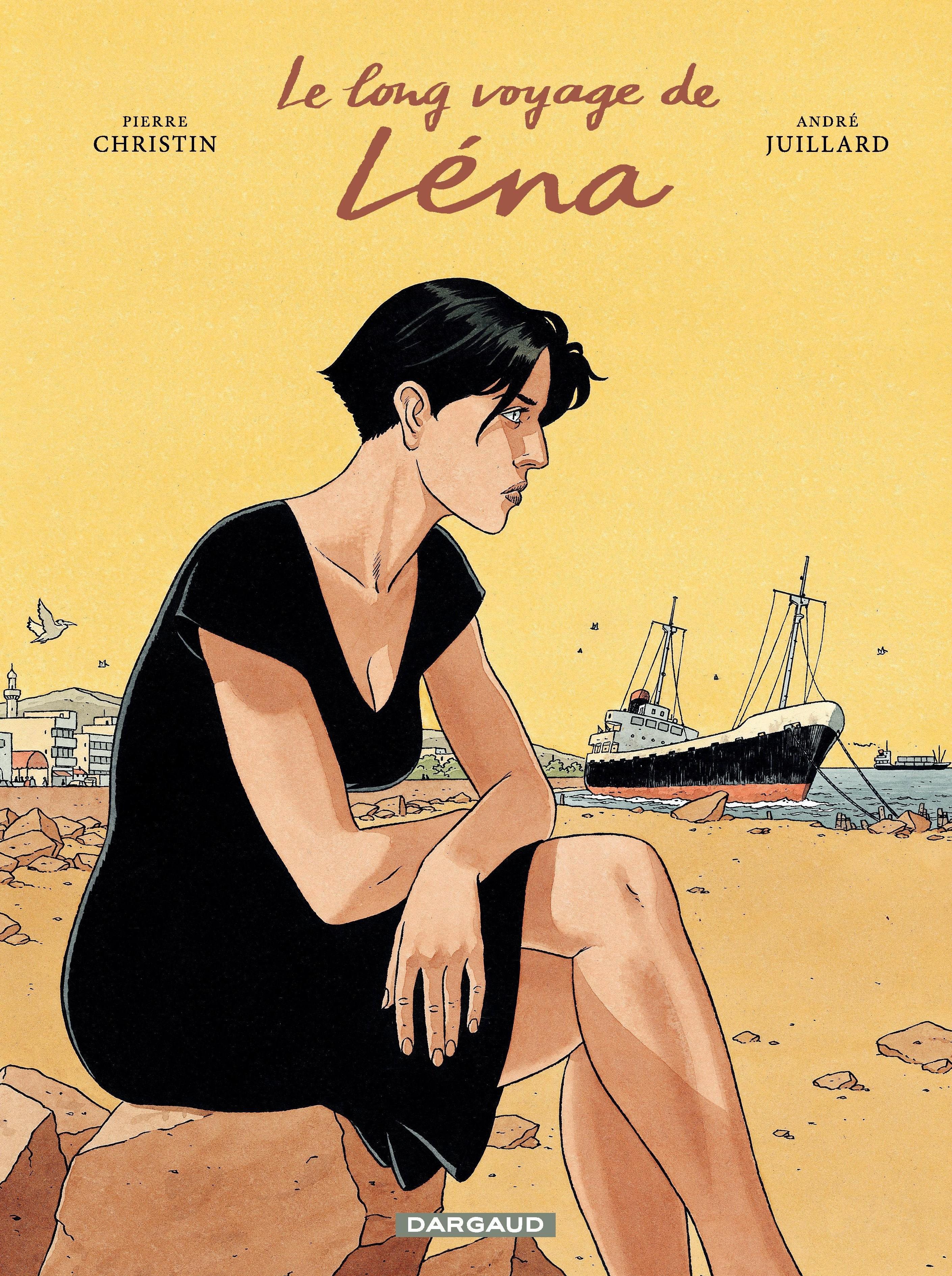 Le Long voyage de Léna - tome 25 – Le Long voyage de Léna T1