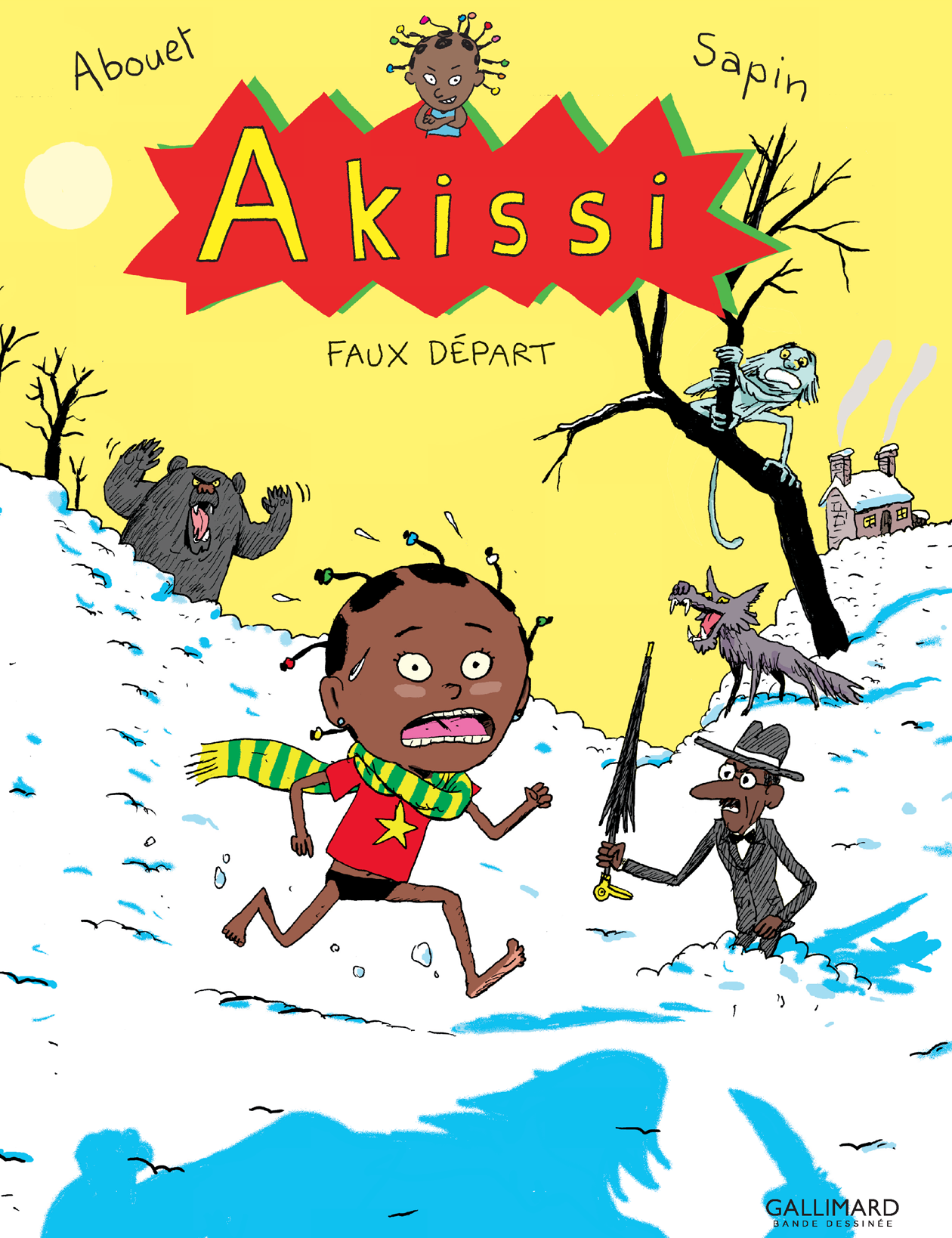 Akissi (Tome 7) - Faux départ