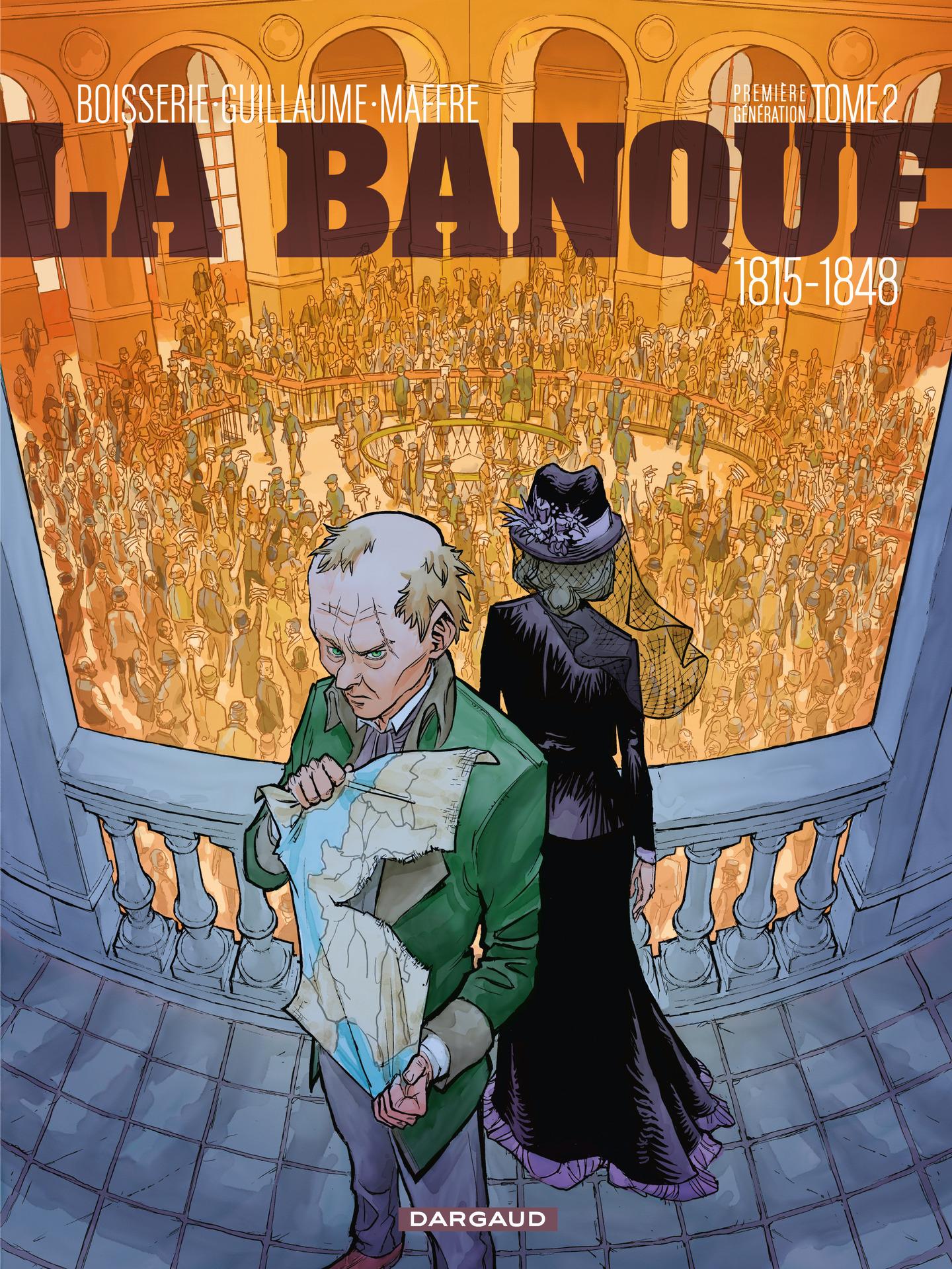 La Banque - Tome 2 - Le Mil...