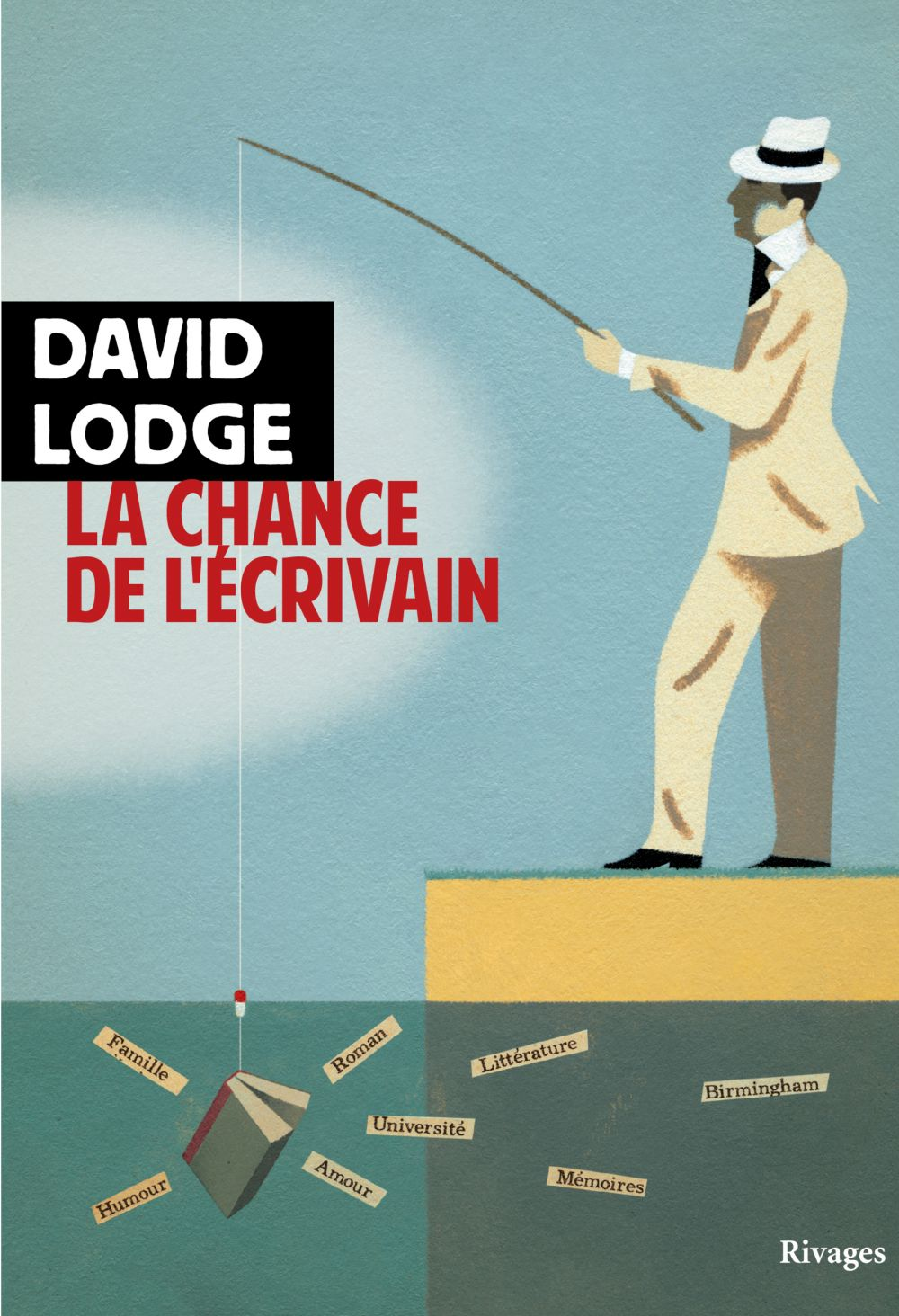 La chance de l'écrivain | Lodge, David