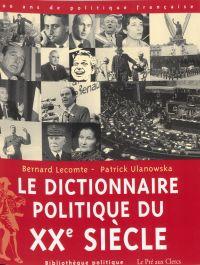 Dictionnaire politique du X...