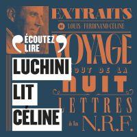 Luchini lit Céline (extrait...