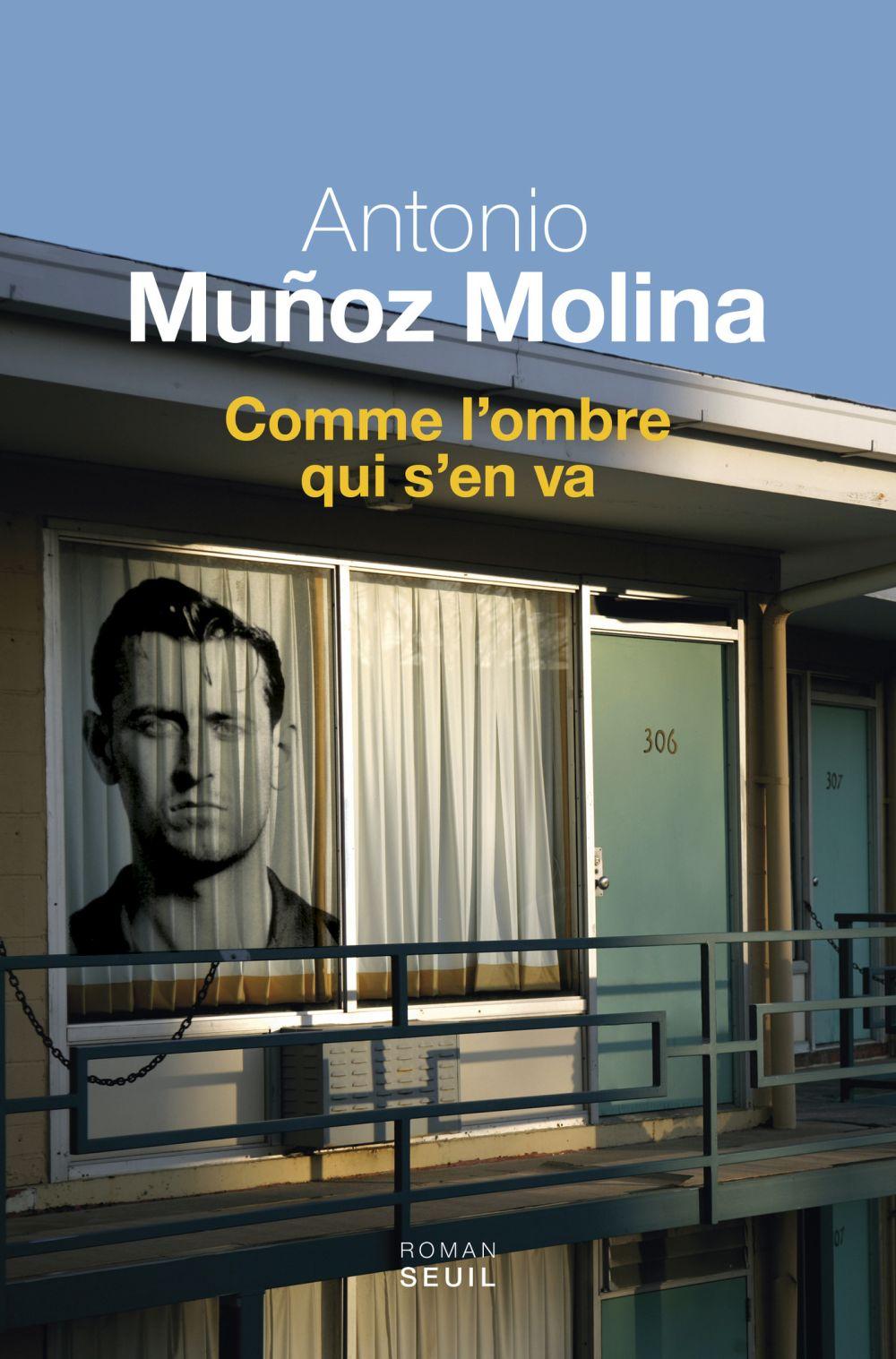 Comme l'ombre qui s'en va | Munoz Molina, Antonio (1956-....). Auteur