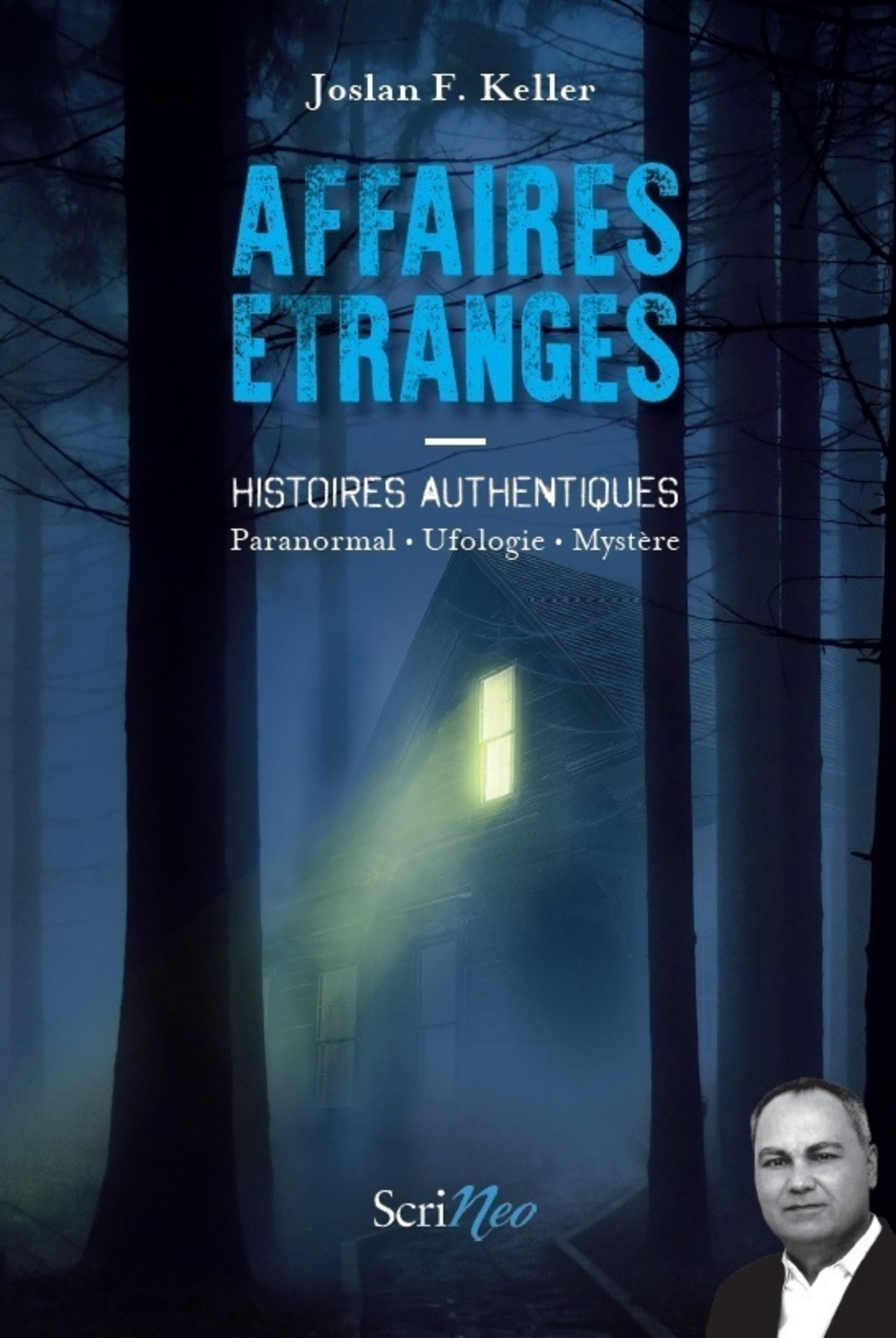 Affaires étranges - Histoir...