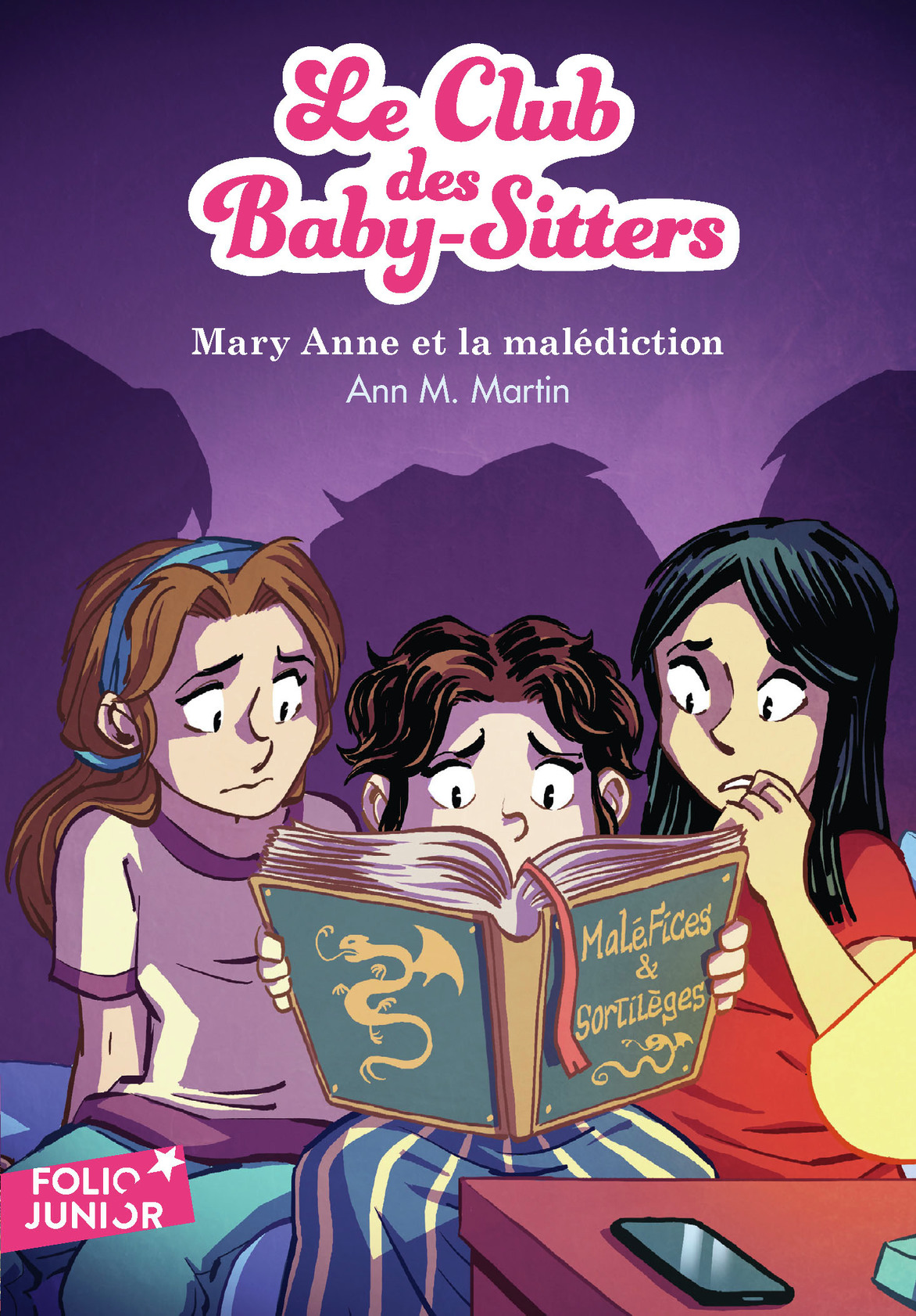 Le Club des Baby-Sitters (Tome 17) - Mary Anne et la malédiction