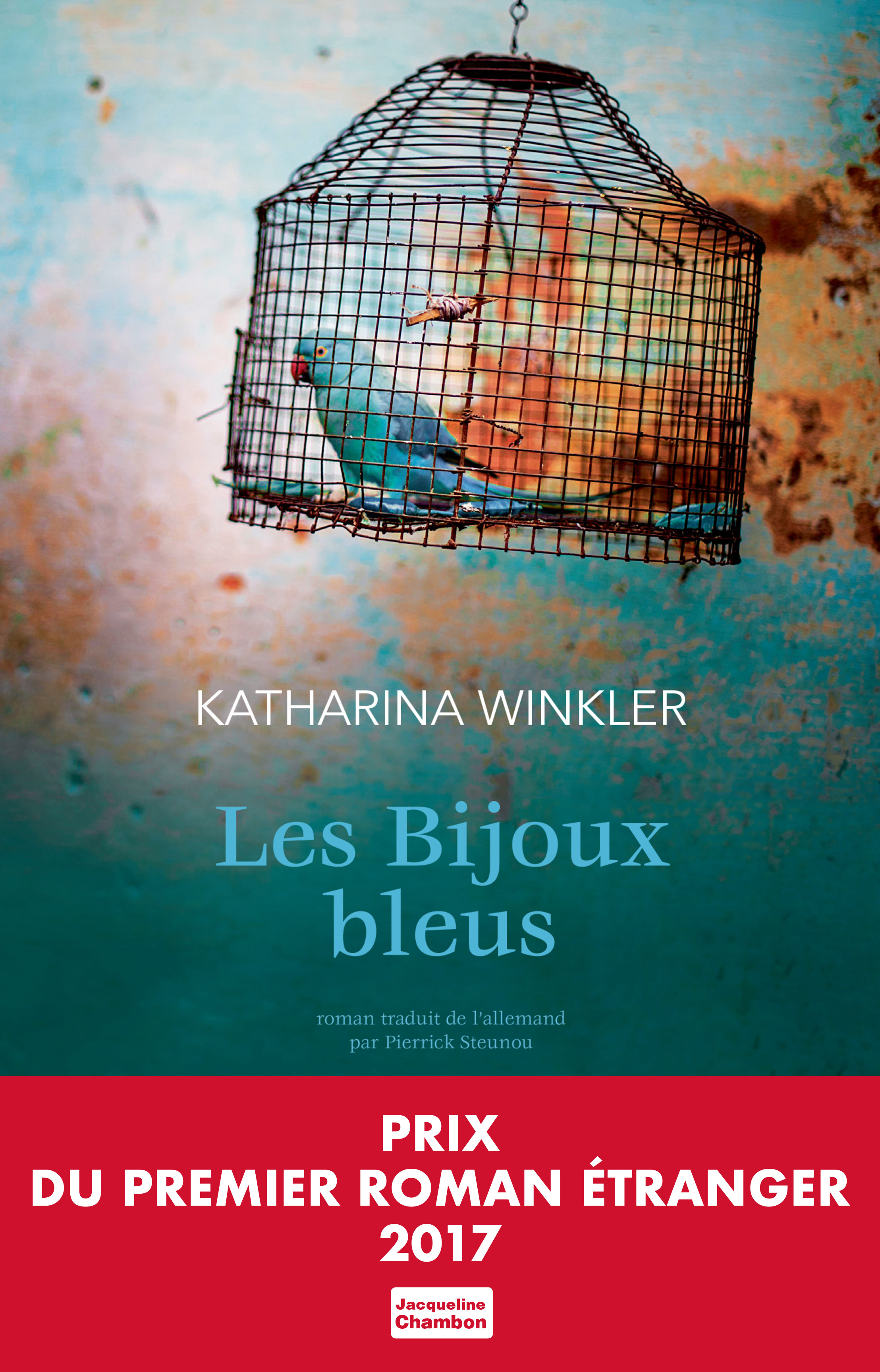 Les bijoux bleus | Winkler, Katharina