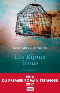 Les bijoux bleus | Winkler, Katharina (1979-....). Auteur