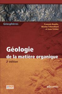 Géologie de la matière orga...