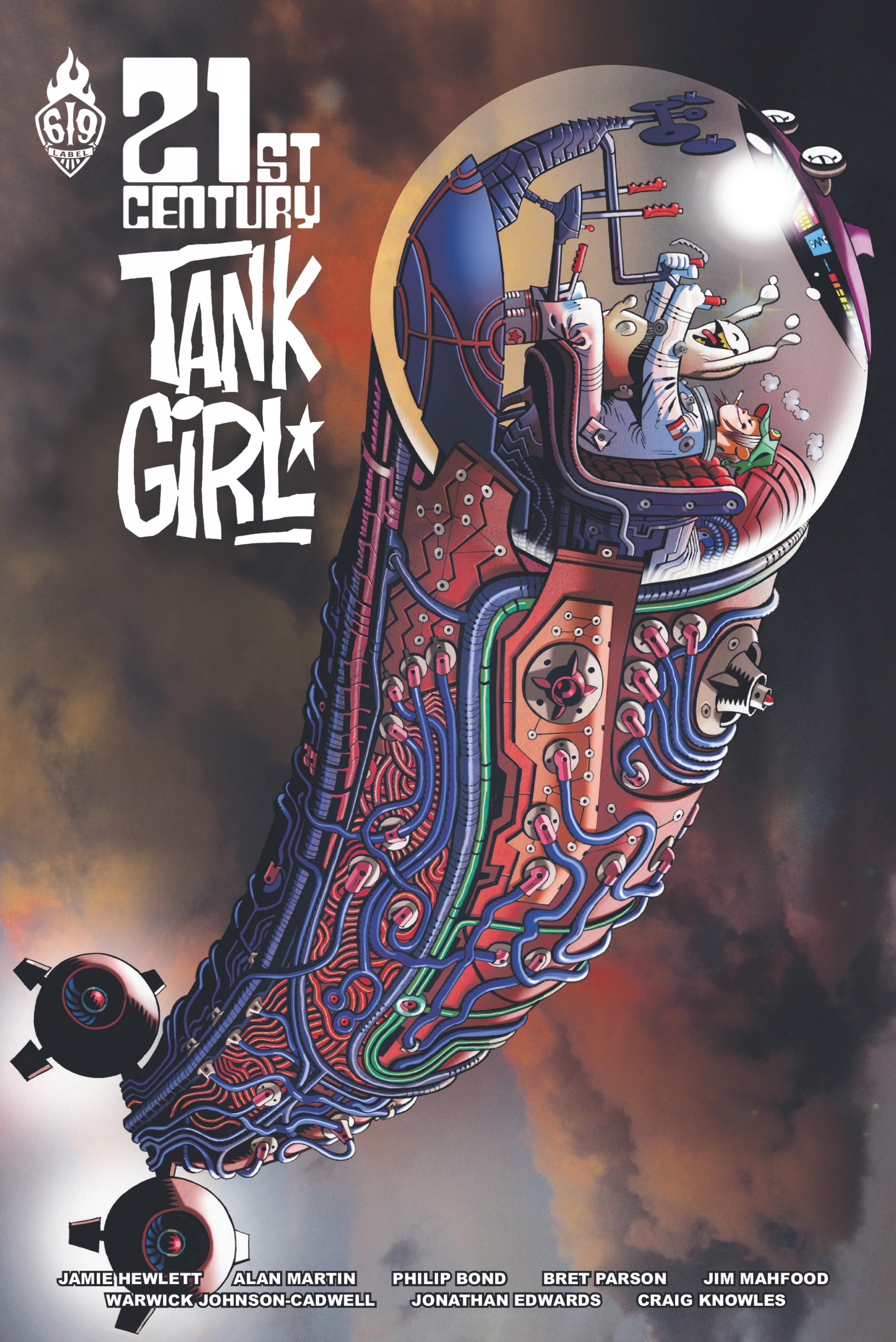 Tank Girl - Tank Girl : 21st century