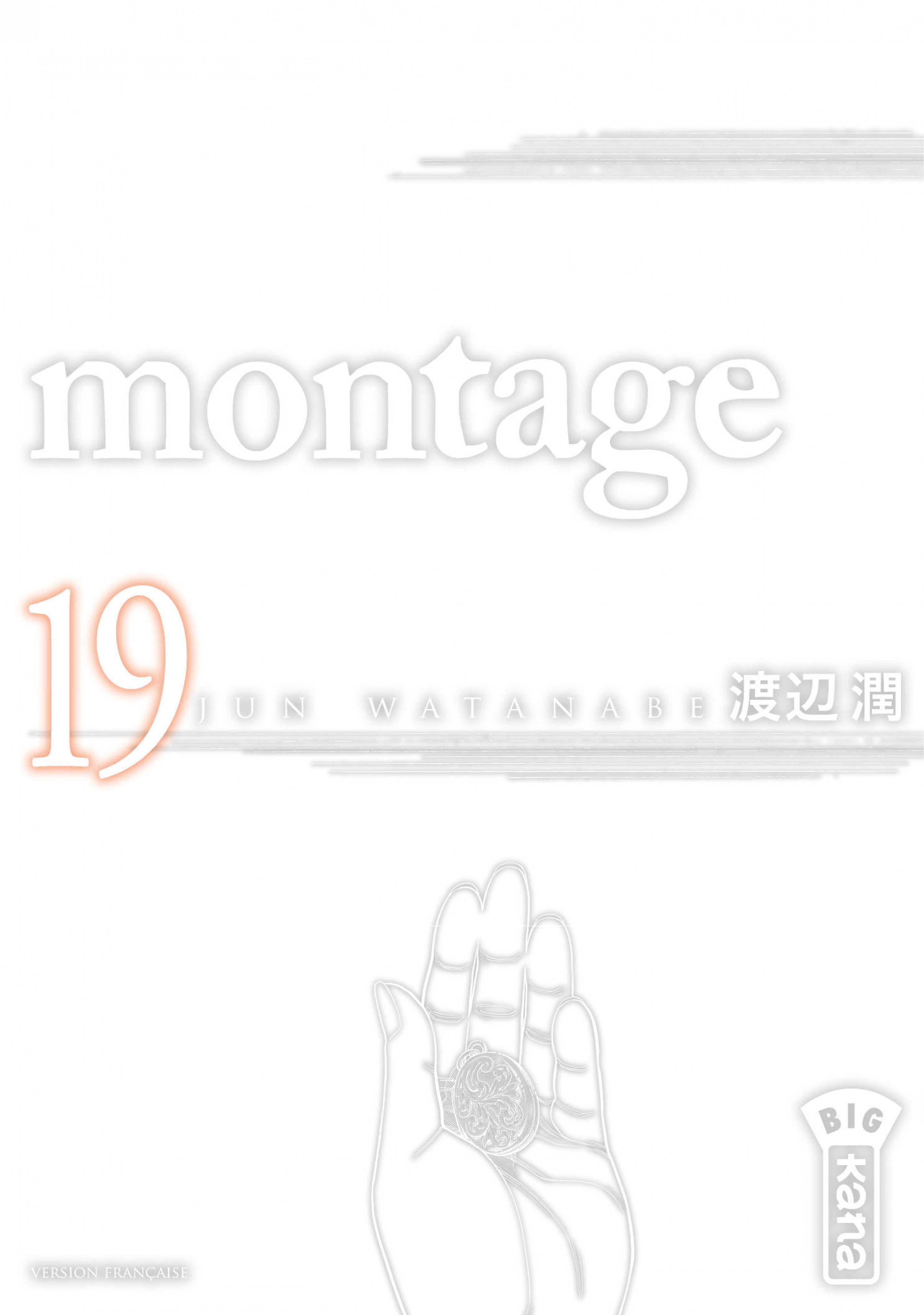 Montage - Tome 19 - Montage...