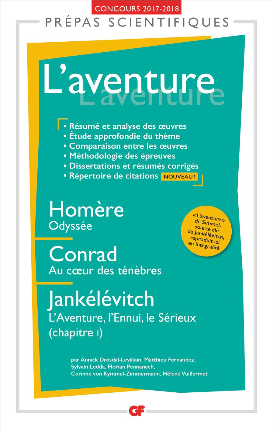 L'Aventure - Prépas scienti...