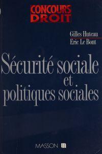 Sécurité sociale et politiq...