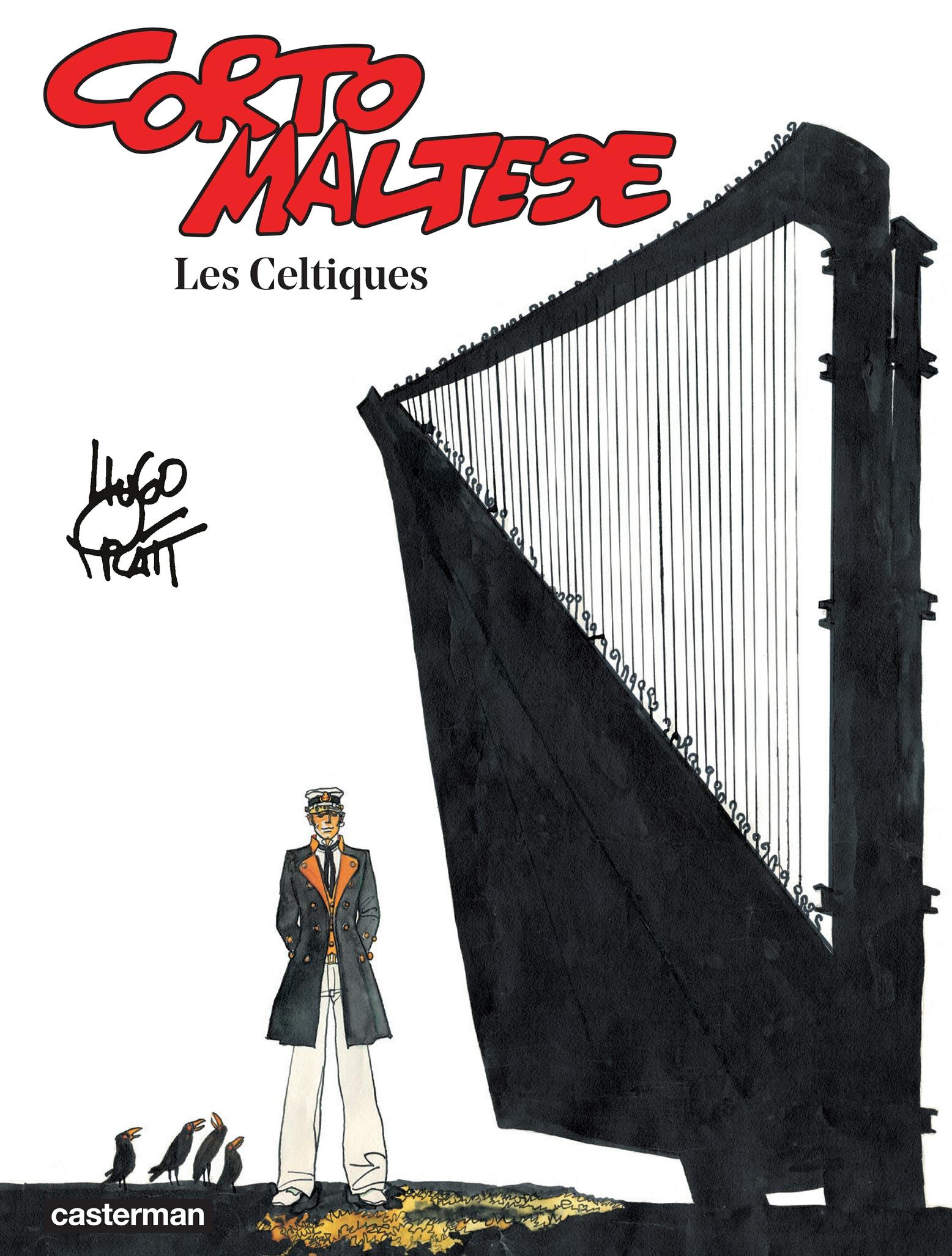 Corto Maltese (Tome 4) - Les Celtiques | Pratt, Hugo