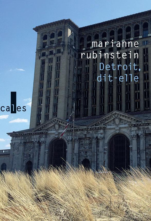 Detroit, dit-elle. Économies de la survie
