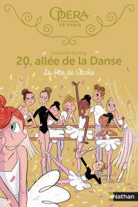 20 allée de la danse - La fête de l'école - Dès 8 ans