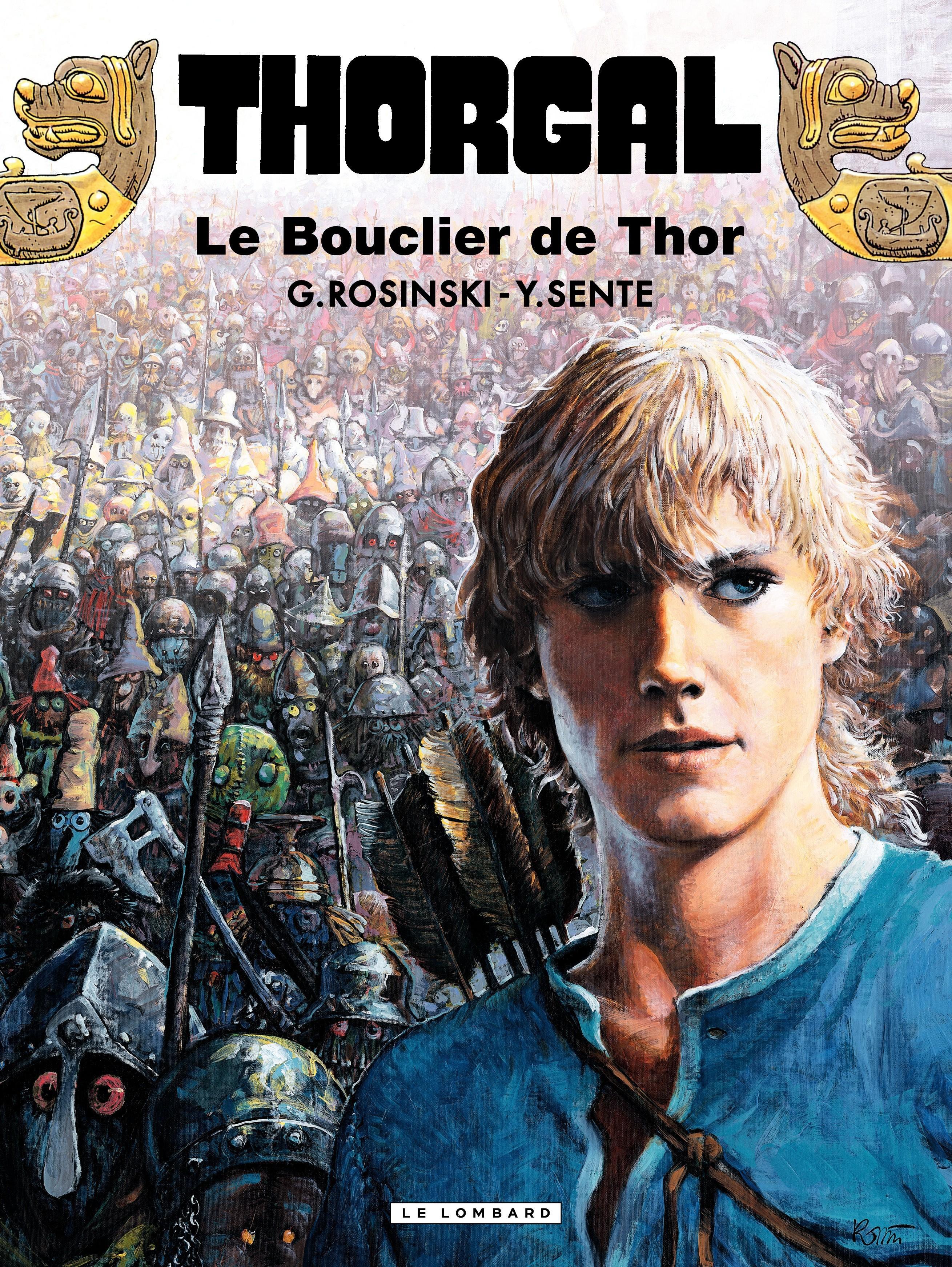 Thorgal - Tome 31 - Le Bouclier de Thor