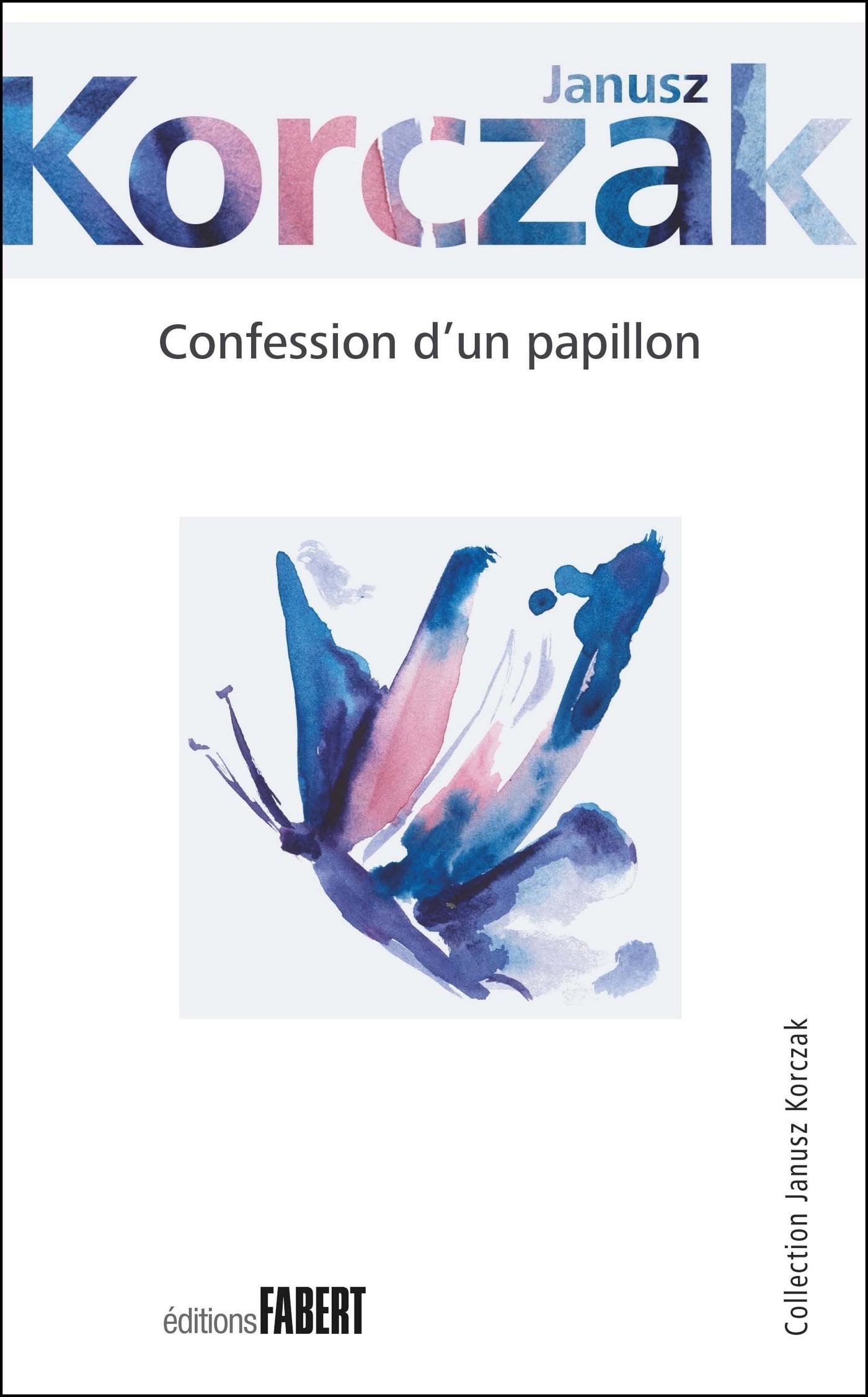 Confession d'un papillon