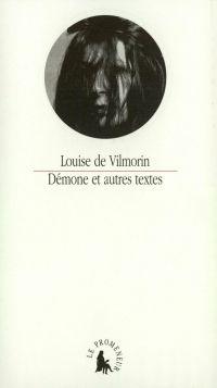 Démone et autres textes