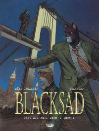 Blacksad - Volume 6 - They ...