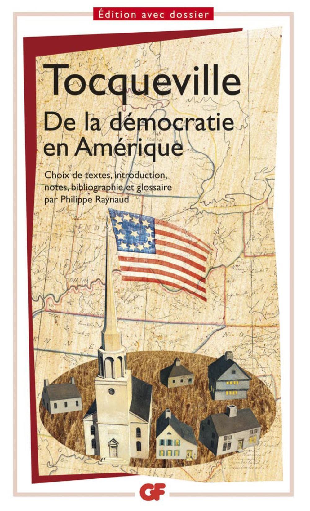 De la démocratie en Amérique (choix de textes)