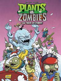 Image de couverture (Plants vs Zombies - Tome 13 - Un froid de Zombie)
