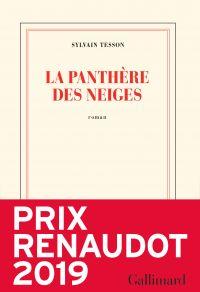 La panthère des neiges | Tesson, Sylvain. Auteur
