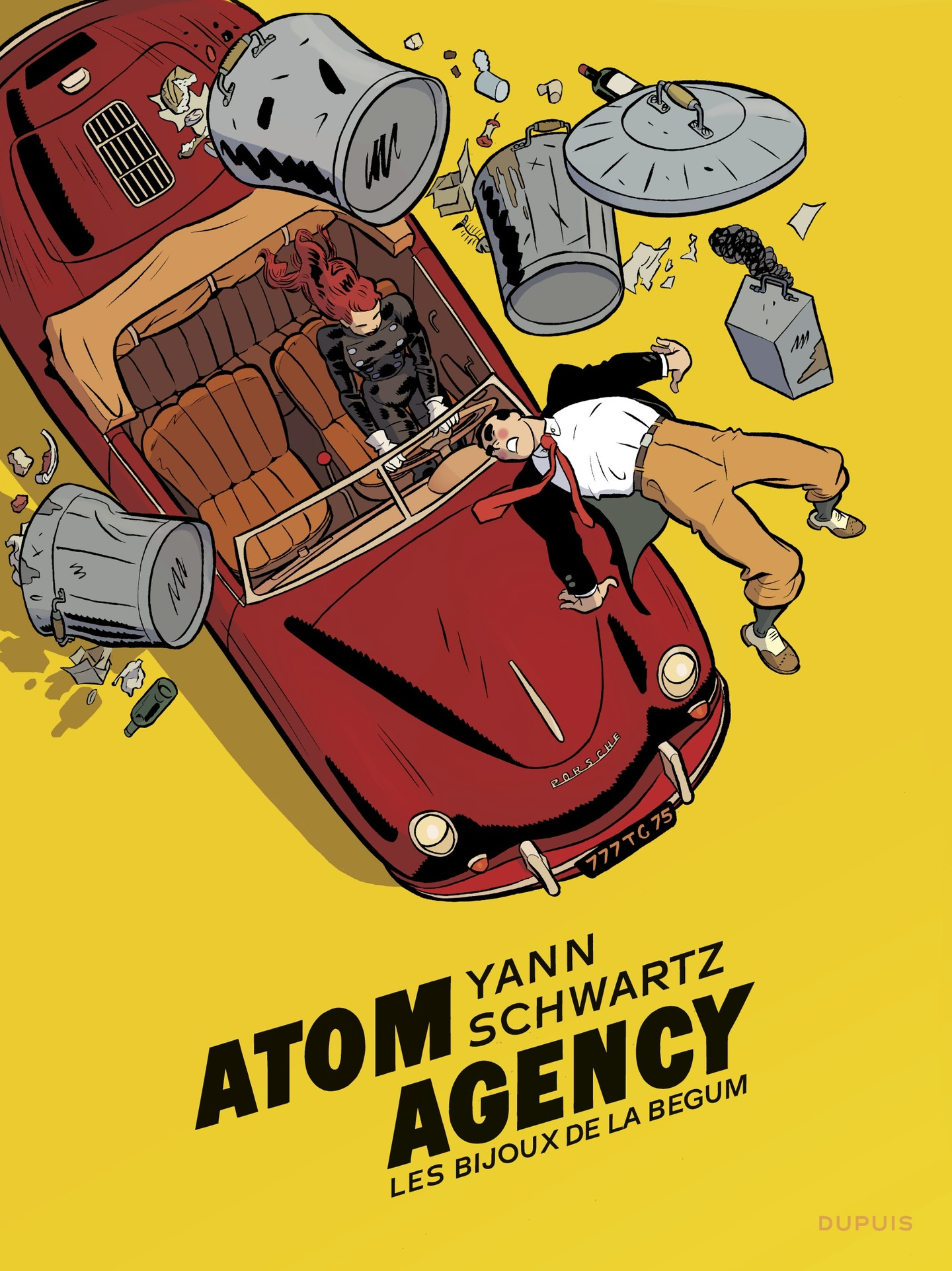 Atom Agency - tome 1 - Les ...