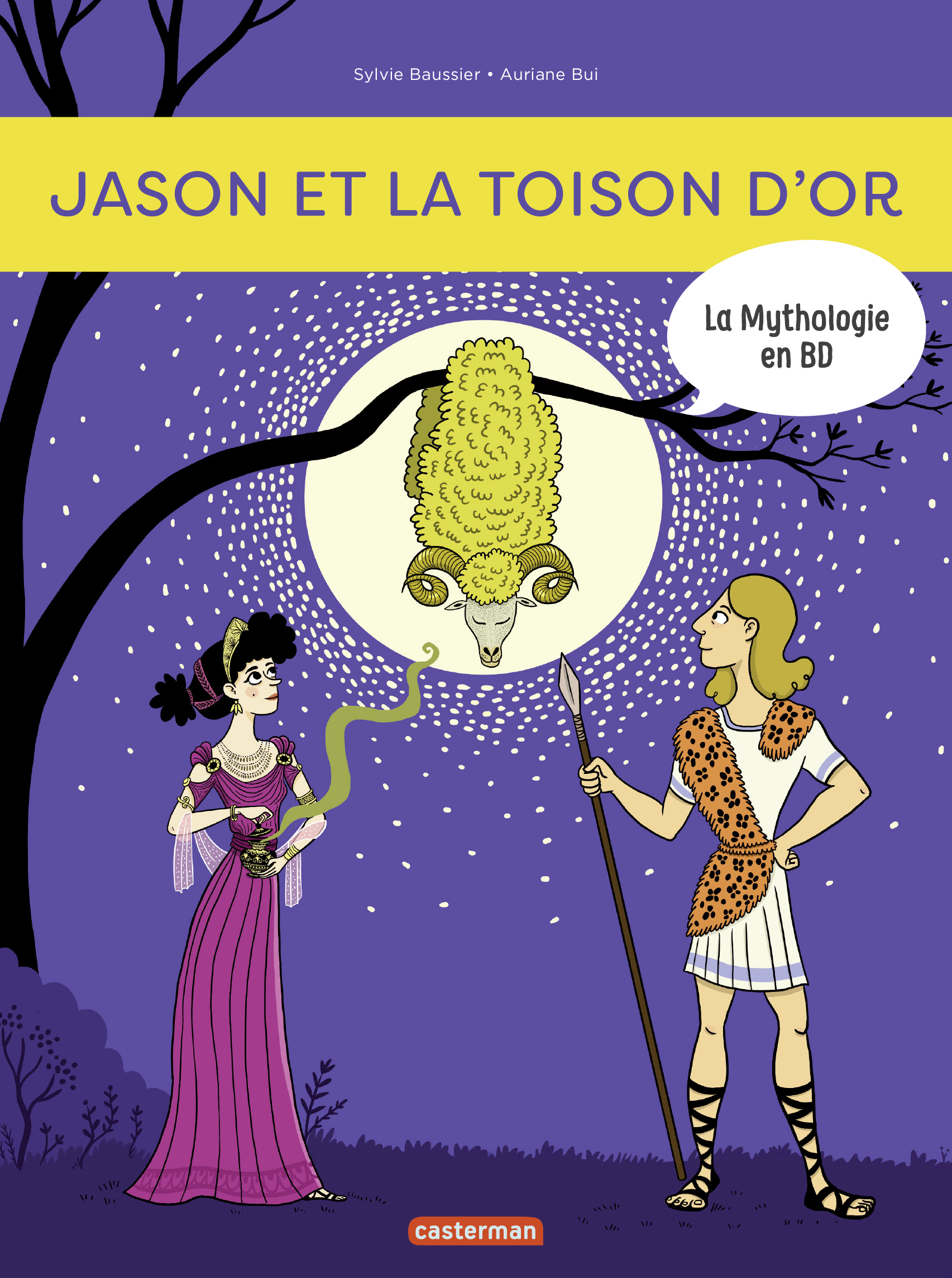 La Mythologie en BD - Jason et la Toison d'Or