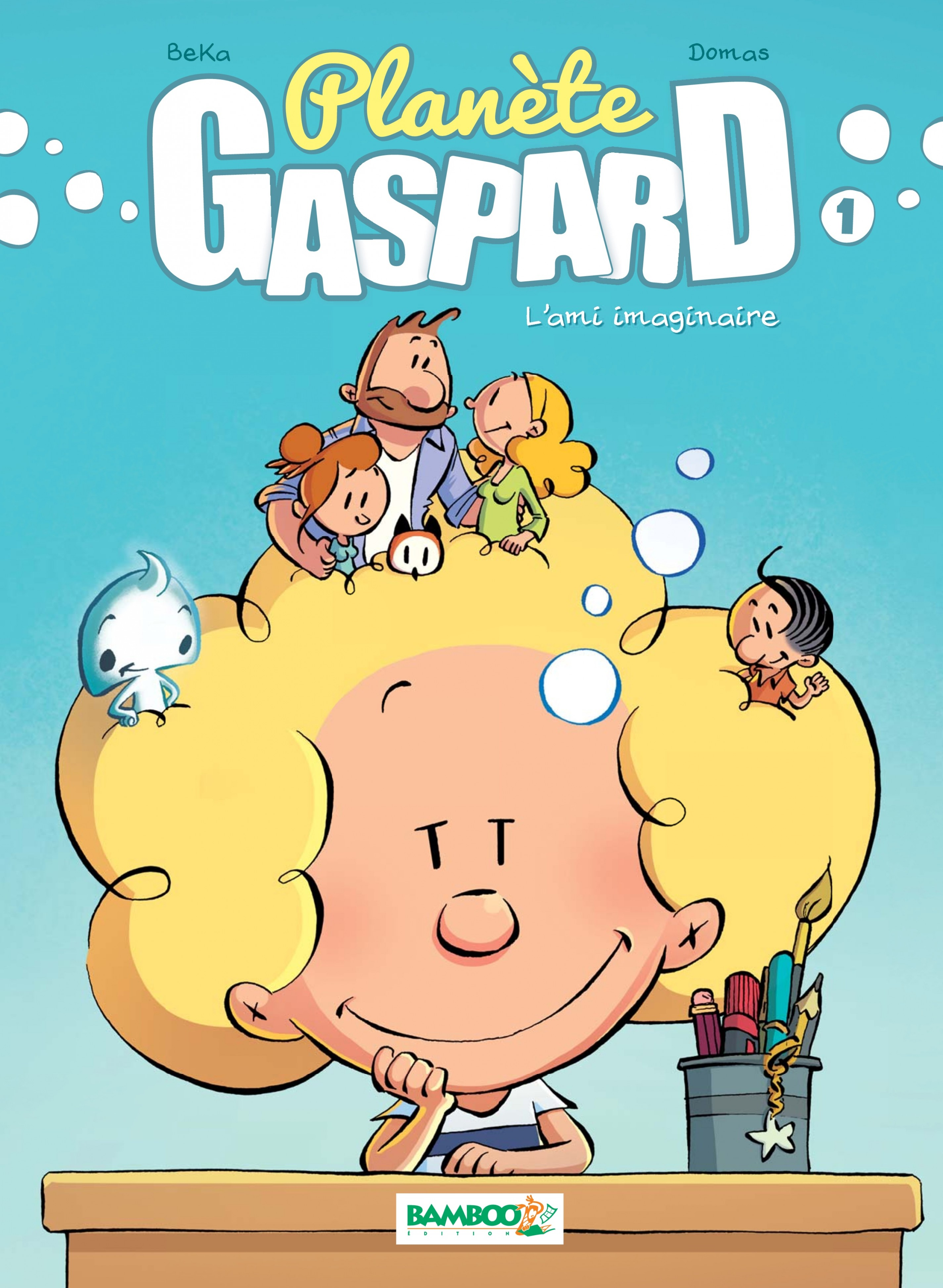 Planète Gaspard
