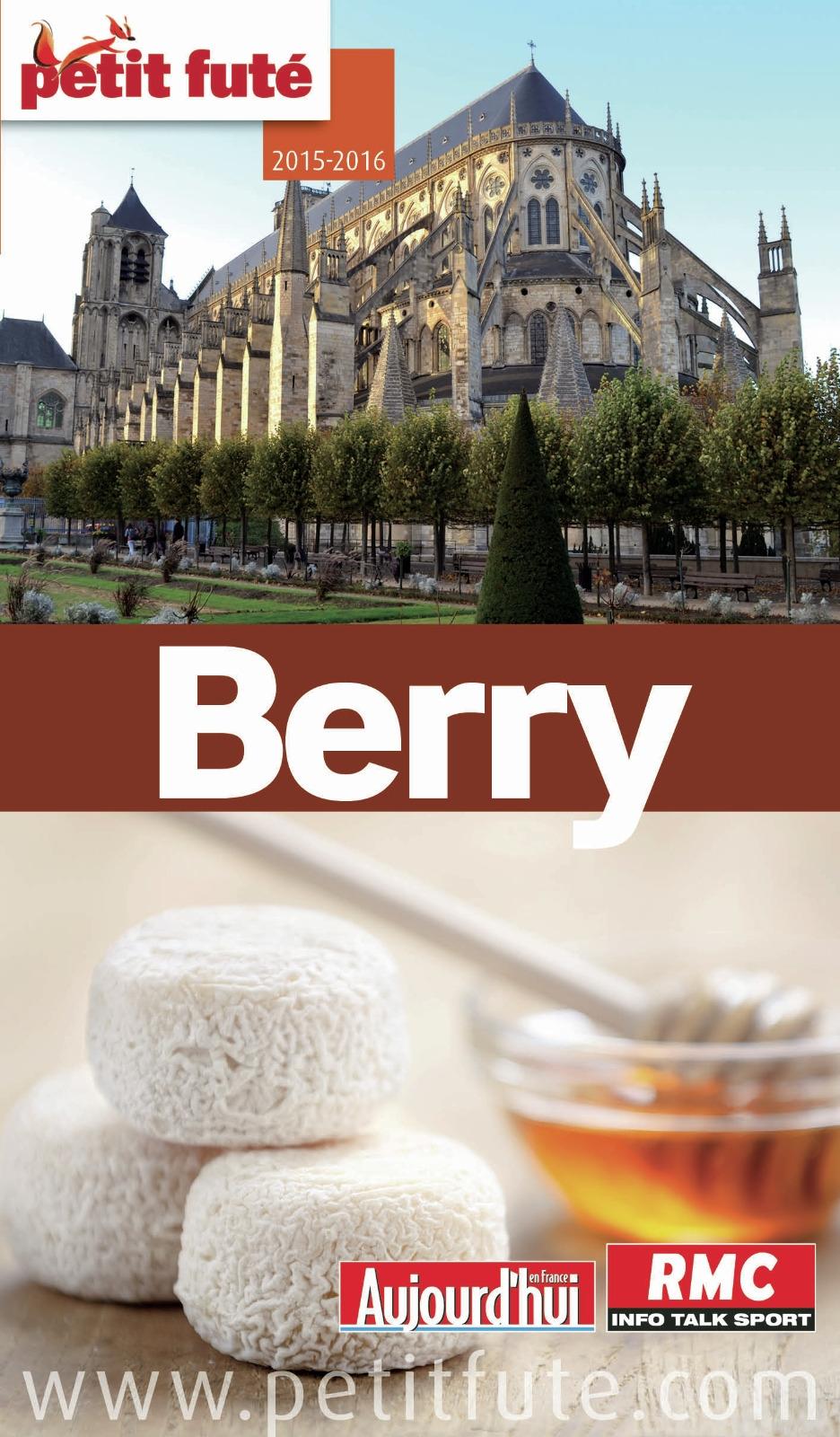 Berry 2015 Petit Futé
