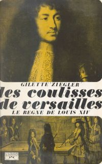Les coulisses de Versailles...