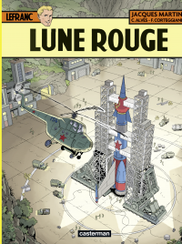 Lefranc (Tome 30) - Lune rouge