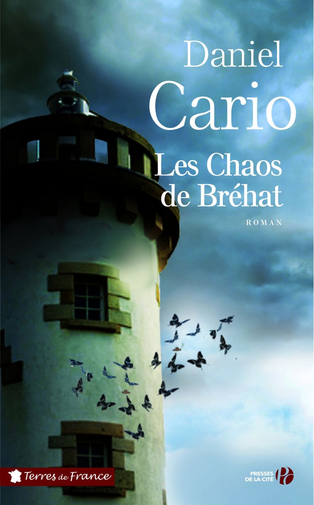 Les Chaos de Bréhat | CARIO, Daniel. Auteur