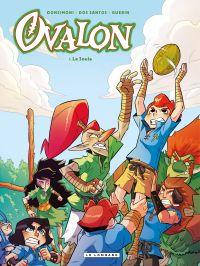 Ovalon - Tome 1 - La Soule | Sylvain Dos Santos, . Auteur