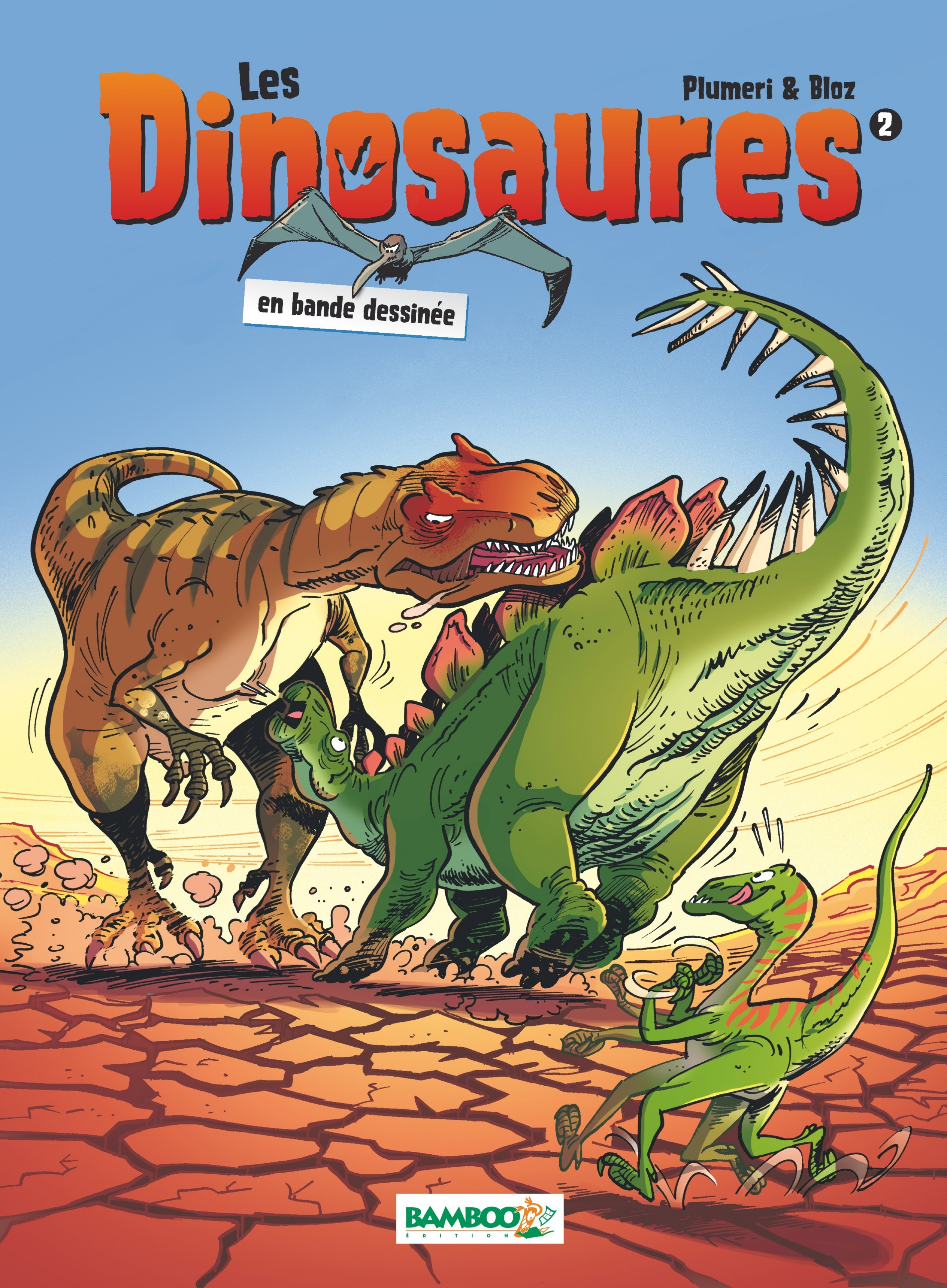Les Dinosaures - Tome 2
