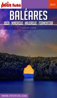 Image de couverture (BALÉARES / IBIZA-MINORQUE-MAJORQUE-FORMENTERA 2020 Petit Futé)