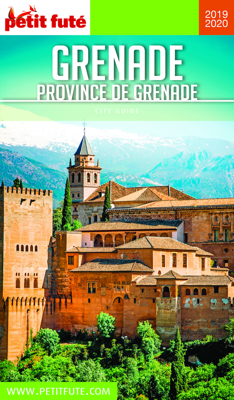 GRENADE / PROVINCE DE GRENADE 2019/2020 Petit Futé
