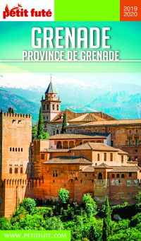 Image de couverture (GRENADE / PROVINCE DE GRENADE 2019/2020 Petit Futé)