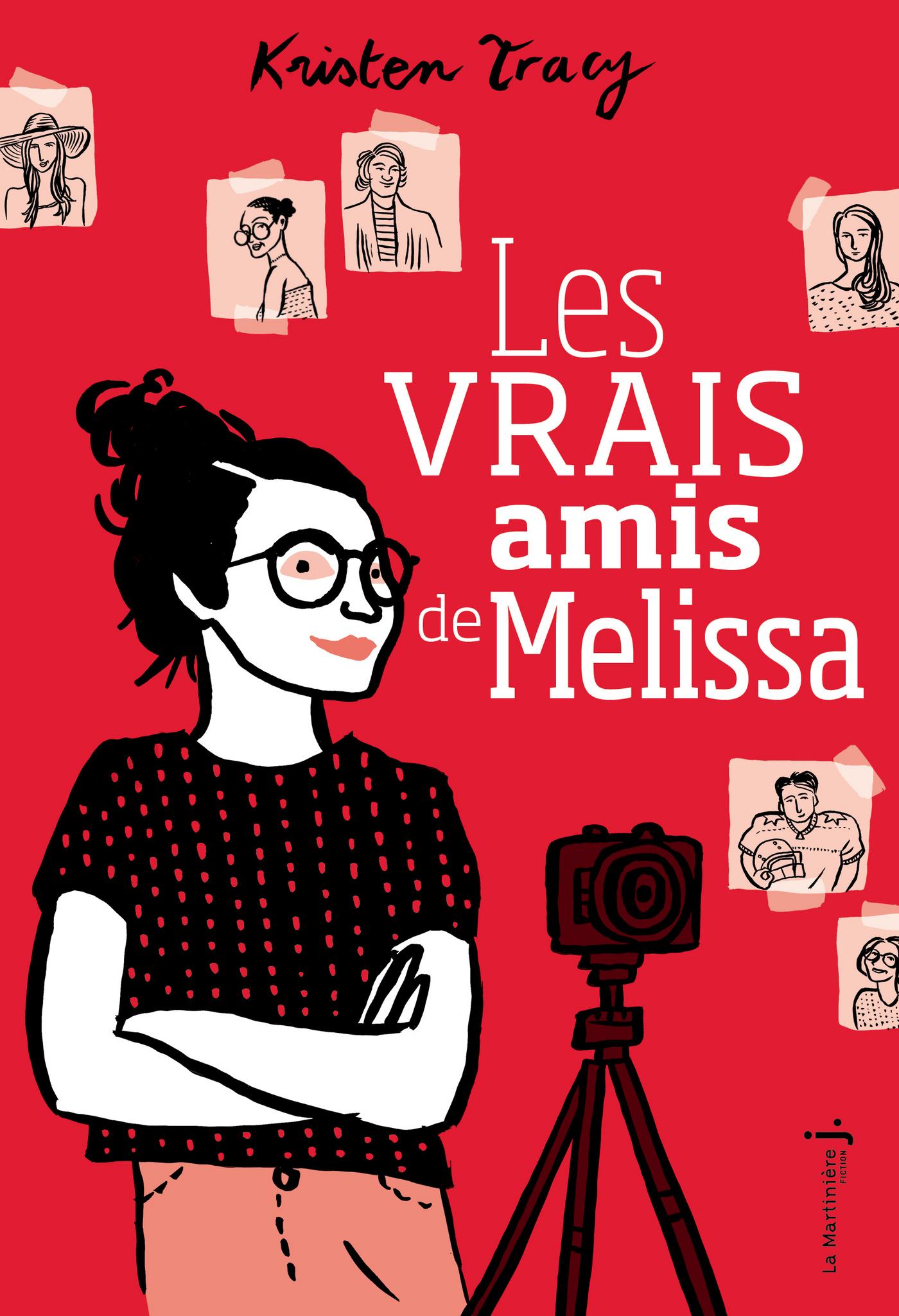 Les vrais amis de Melissa