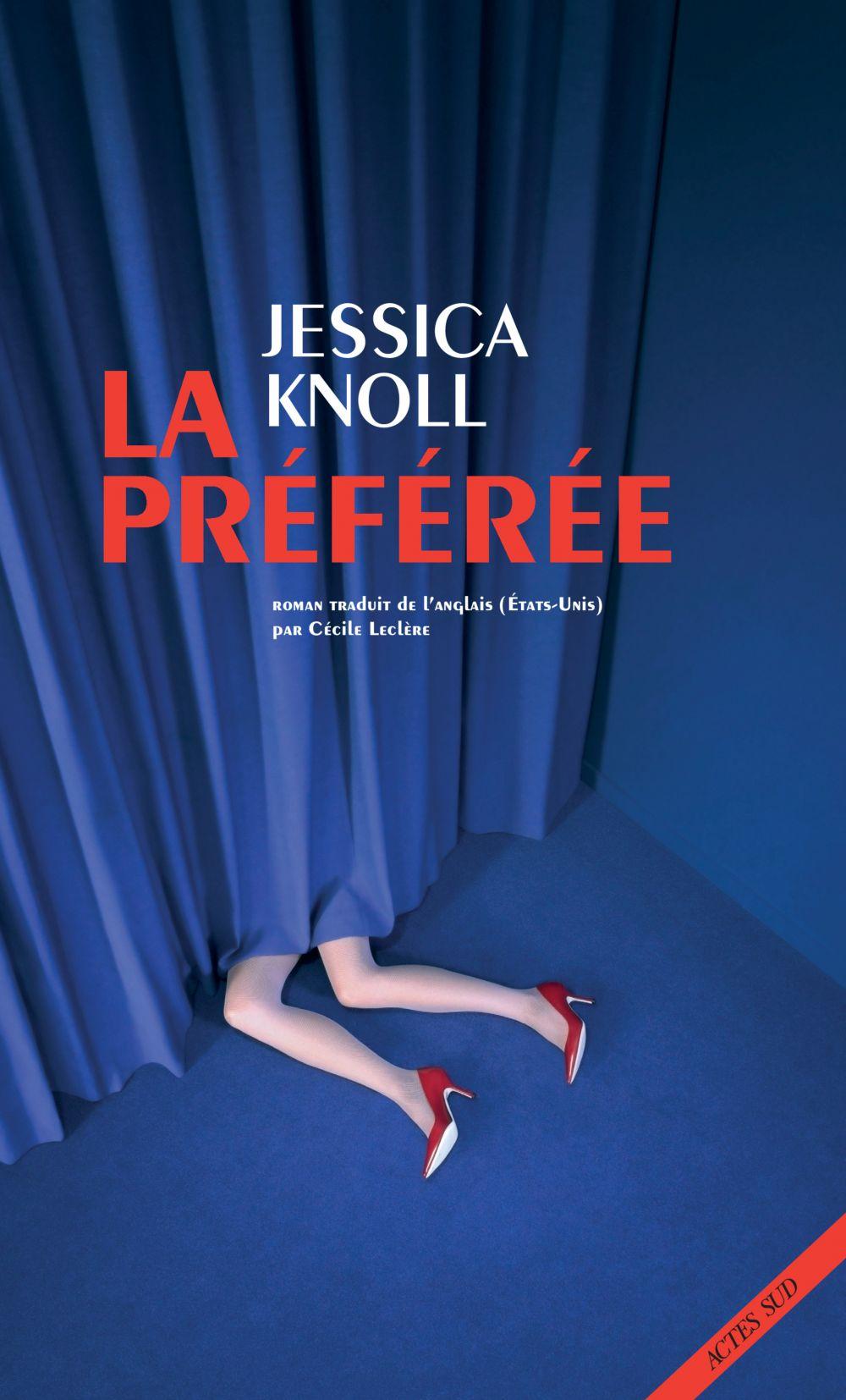 La Préférée | Knoll, Jessica. Auteur