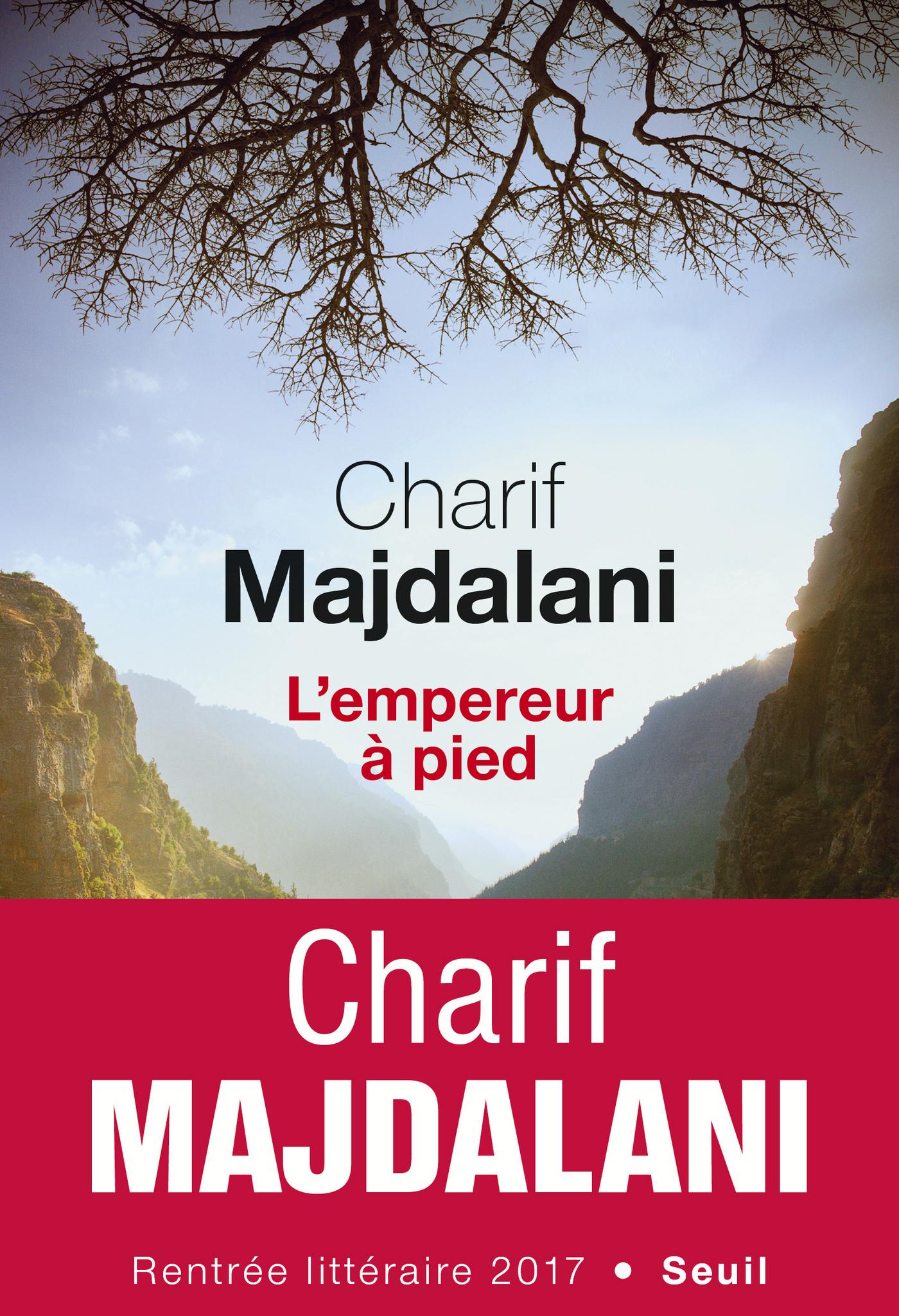 L'Empereur à pied | Majdalani, Charif