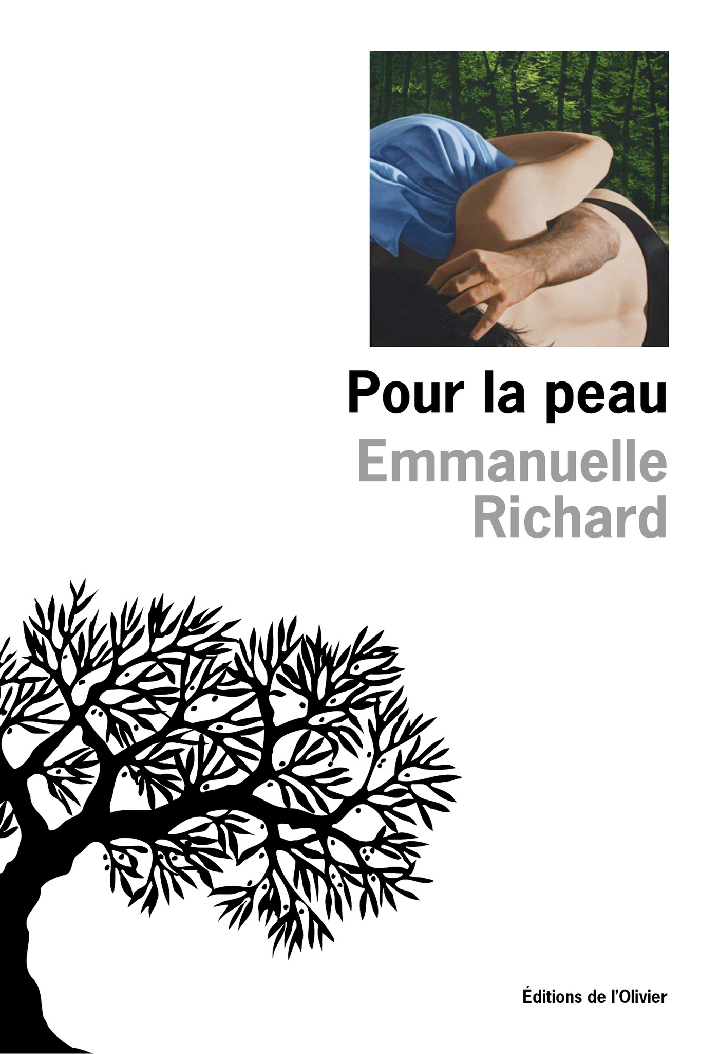Pour la peau | Richard , Emmanuelle