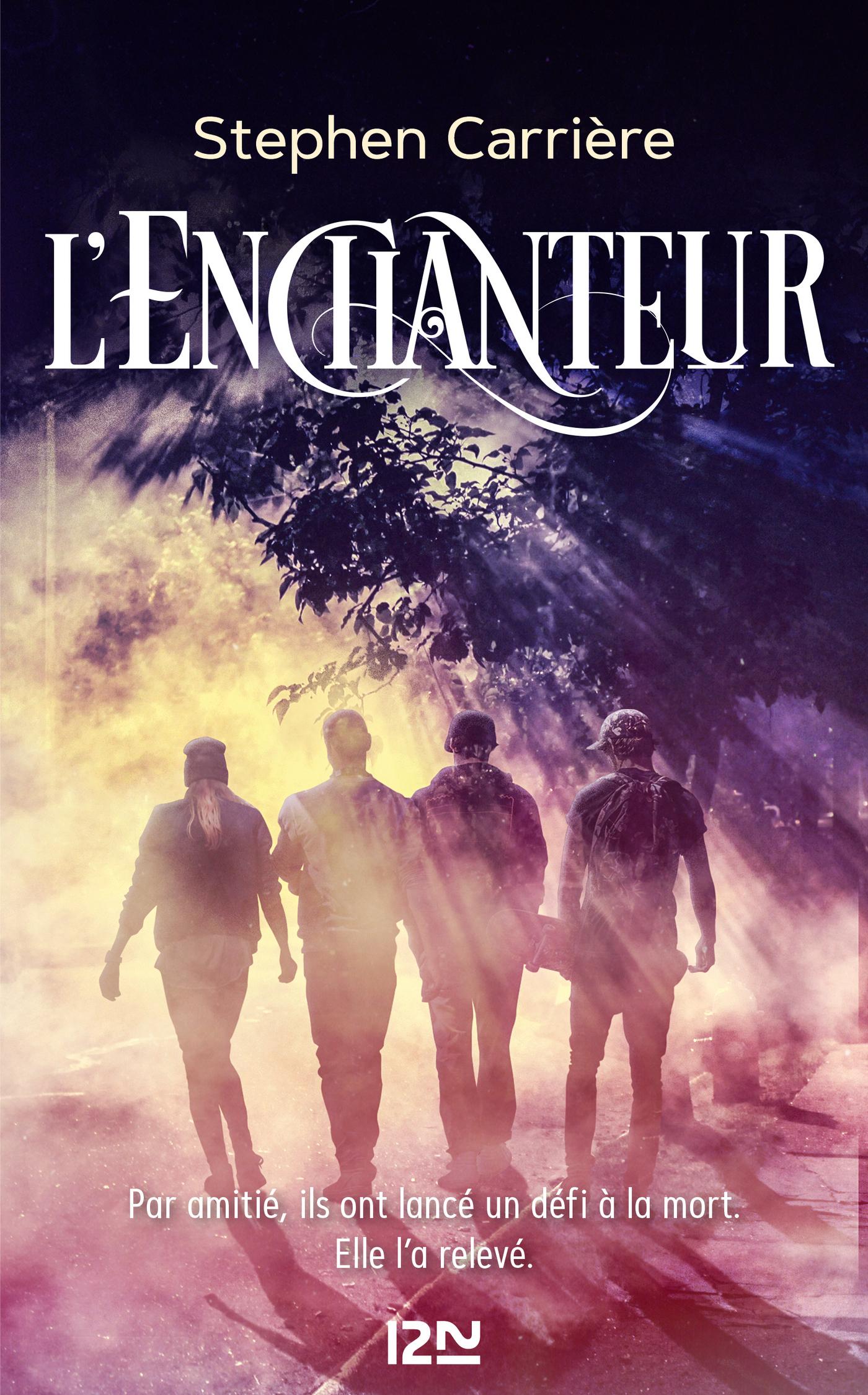 L'Enchanteur | CARRIÈRE, Stephen