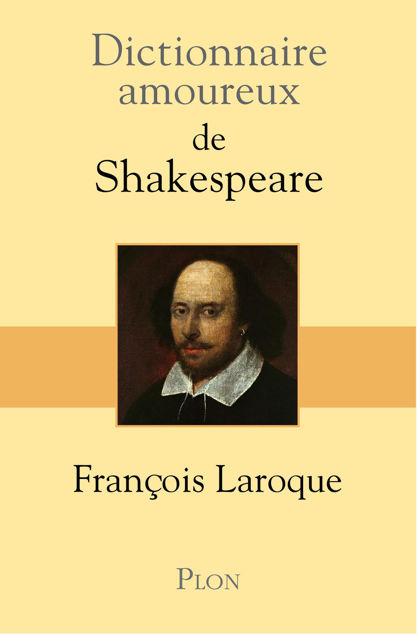 Dictionnaire amoureux de Shakespeare