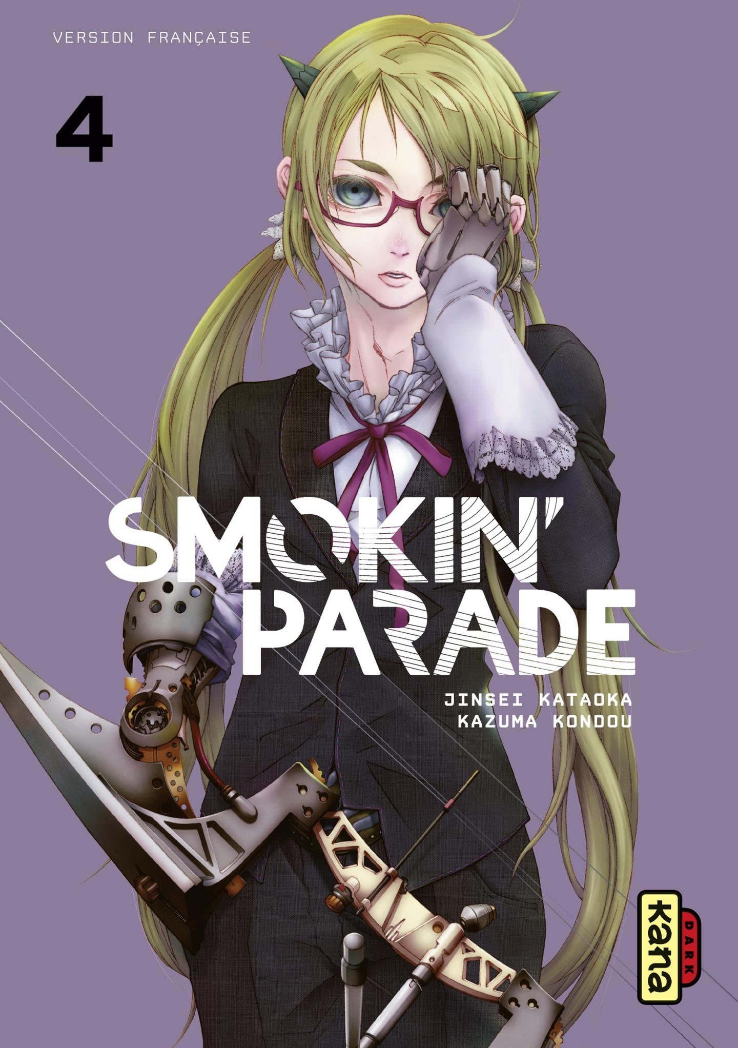 Smokin' Parade - Tome 4