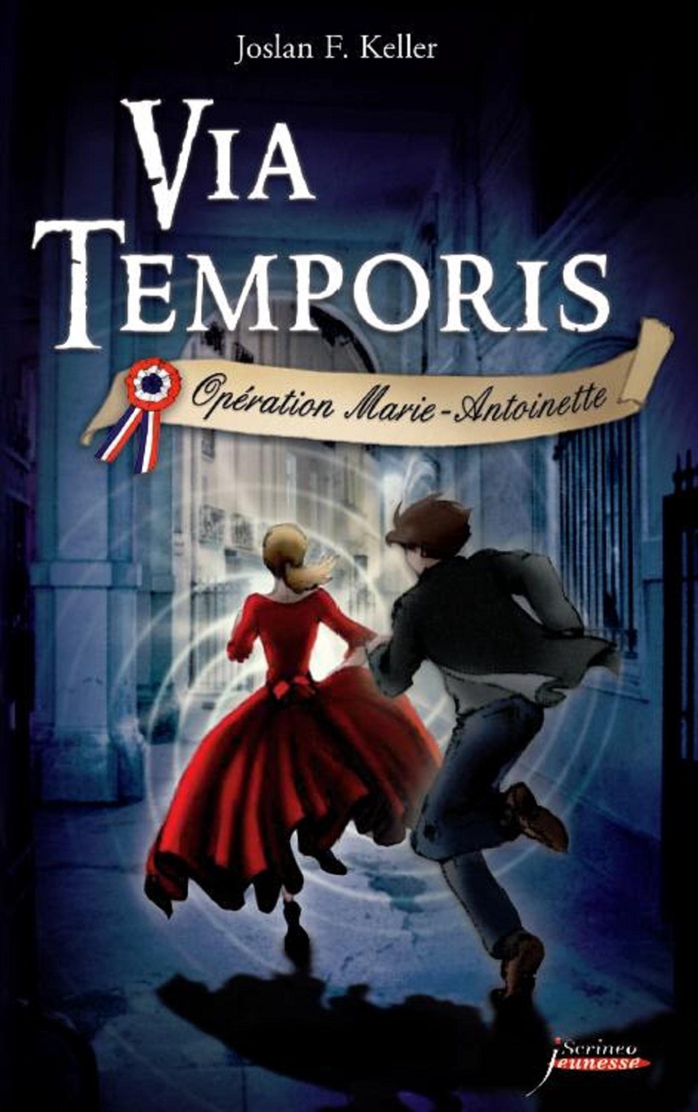 Via Temporis - tome 01 - Op...