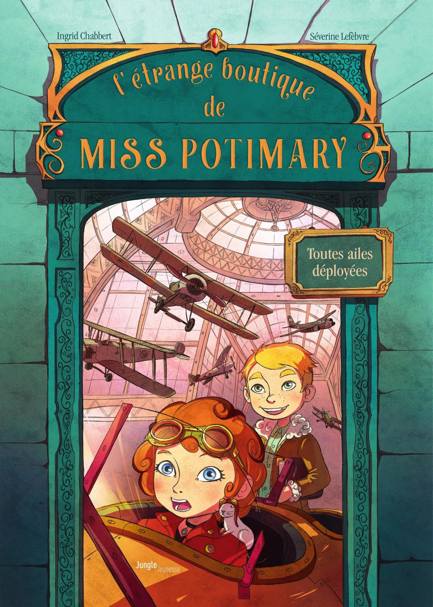 L'étrange boutique de Miss Potimary - Tome 2