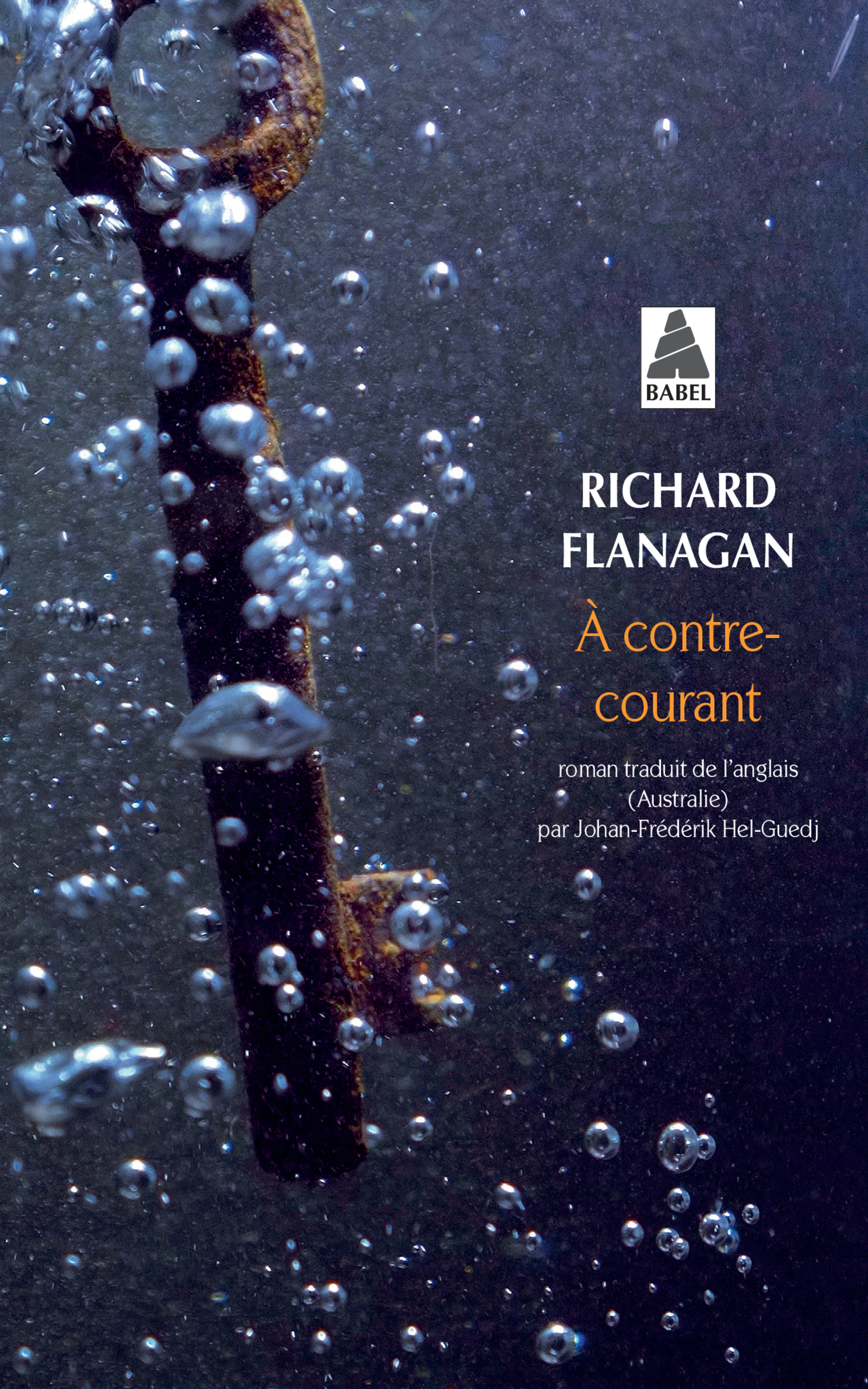 À contre-courant | Flanagan, Richard