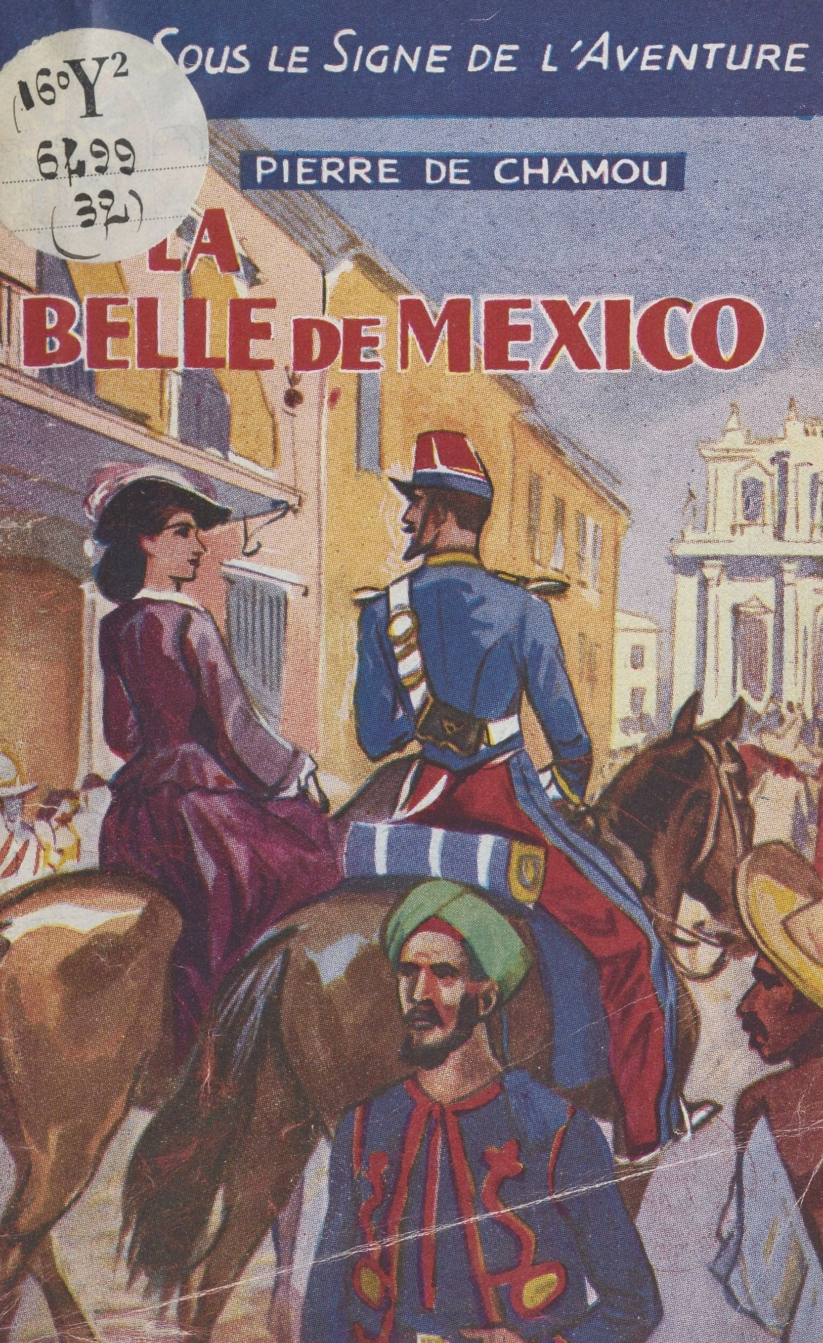 La belle de Mexico