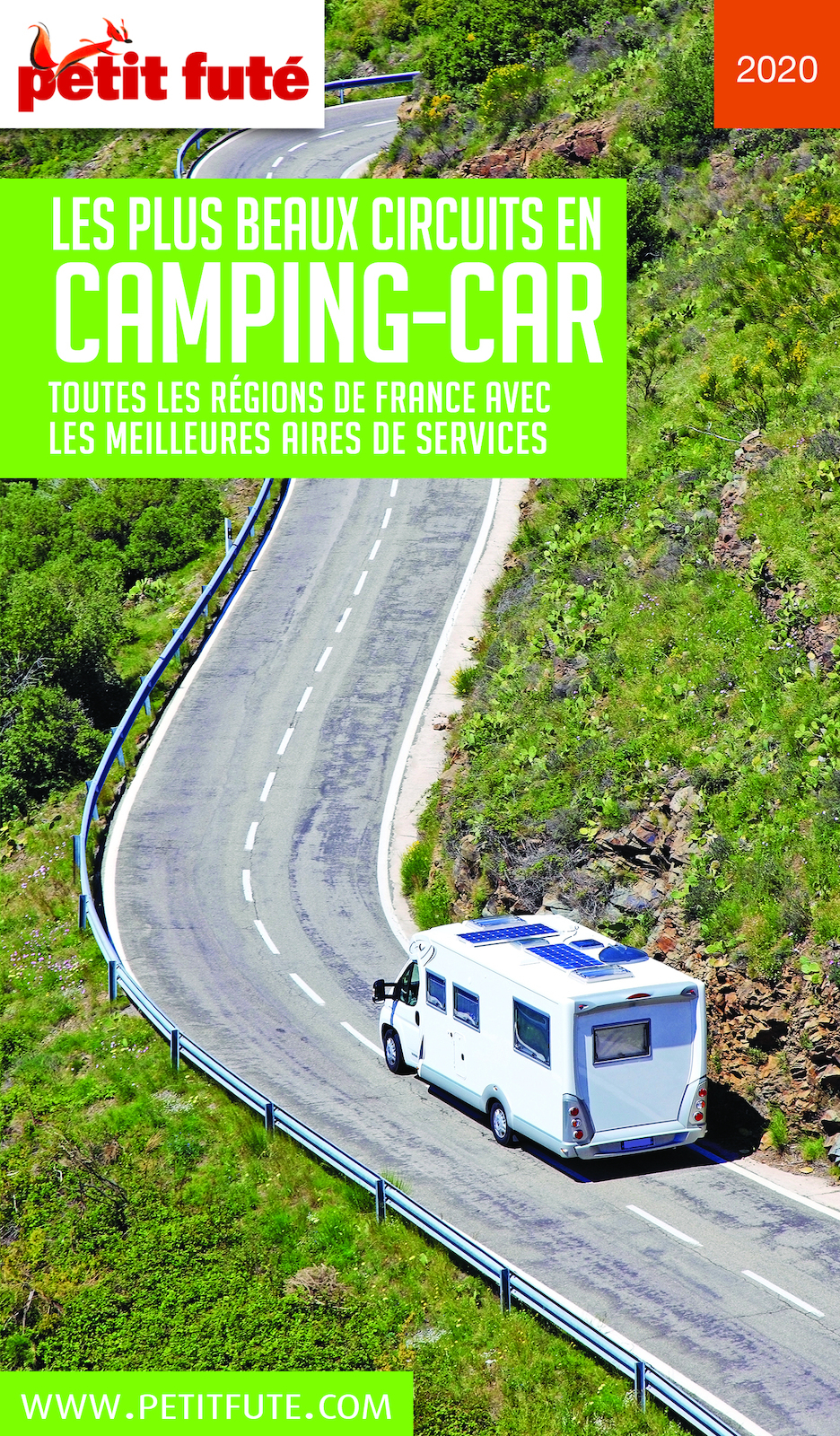 FRANCE CAMPING CAR 2020/2021 Petit Futé |